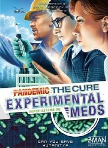 Pandemic The Cure : Experimental Meds